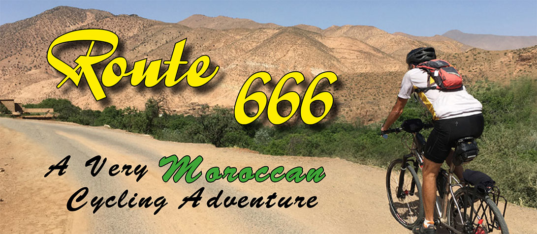 Route 666 - A very Moroccan Cycling Adventure